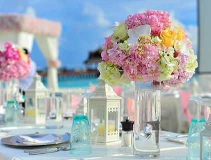 Faveurs de mariage et cadeaux d'invités