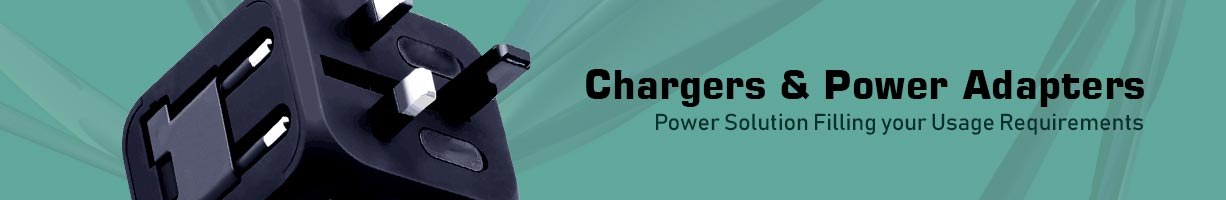 Chargers & Power Adapters