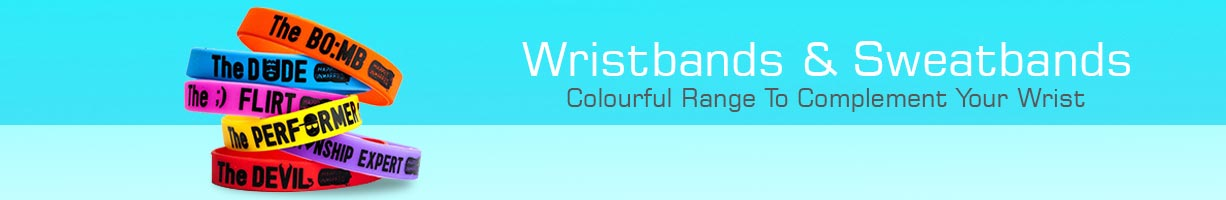 Wristbands & Sweatbands