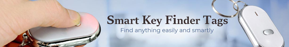 Smart Key Finder Tags