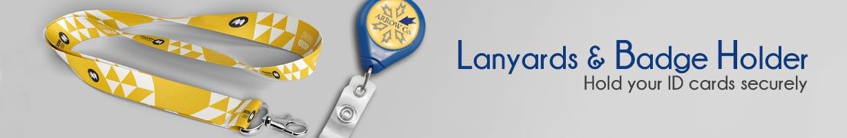 Lanyards & Badge Holder