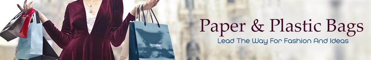 Paper & Plastic Bags