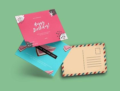 Greeting, Invitation, Postcard & Gift Cards