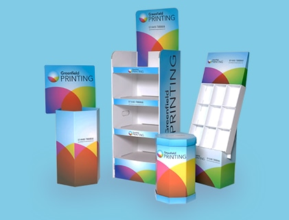 Point Of Sale (POS) Display Units