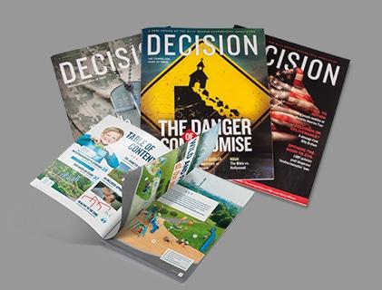 Catalog & Magazines