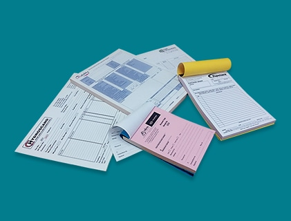 Business Forms, Reports  & Photo Copy