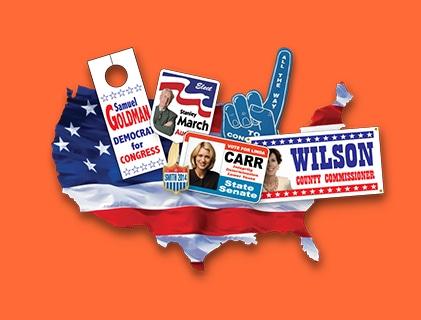 Elections Campaign Materials
