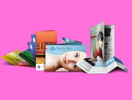 Brochures, Flyers & Leaflets